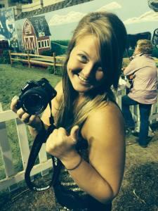 Daily Dirt Editor, Katlyn Sanden