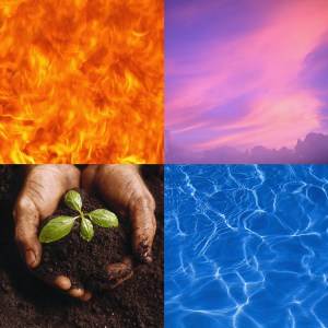 Soil is one of the four elements we cannot live without, in addition to fire, air, and water.
