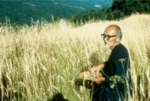 Masanobu Fukuoka's family farm is still managed by descendants and still employs the sustainable farming methods he spent his life discovering.
