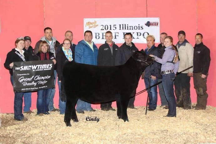 Illinois Beef Expo 2015