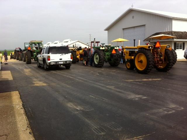 More Tractors 6.20.15