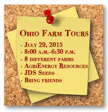 Ohio Farm Tours