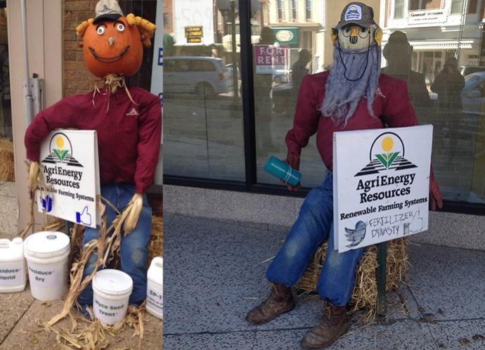 AER Scarecrows