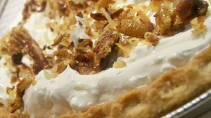Caramel-Coconut Pie